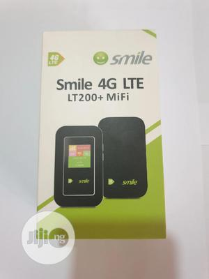 Smile 4G Lte, Lt200+ Mifi | Networking Products for sale in Lagos State, Ikeja