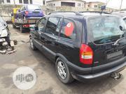 Opel Zafira 2002 Black   Cars for sale in Lagos State, Amuwo-Odofin