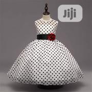 Polka Dot Princess Dress   Children's Clothing for sale in Abuja (FCT) State, Dei-Dei
