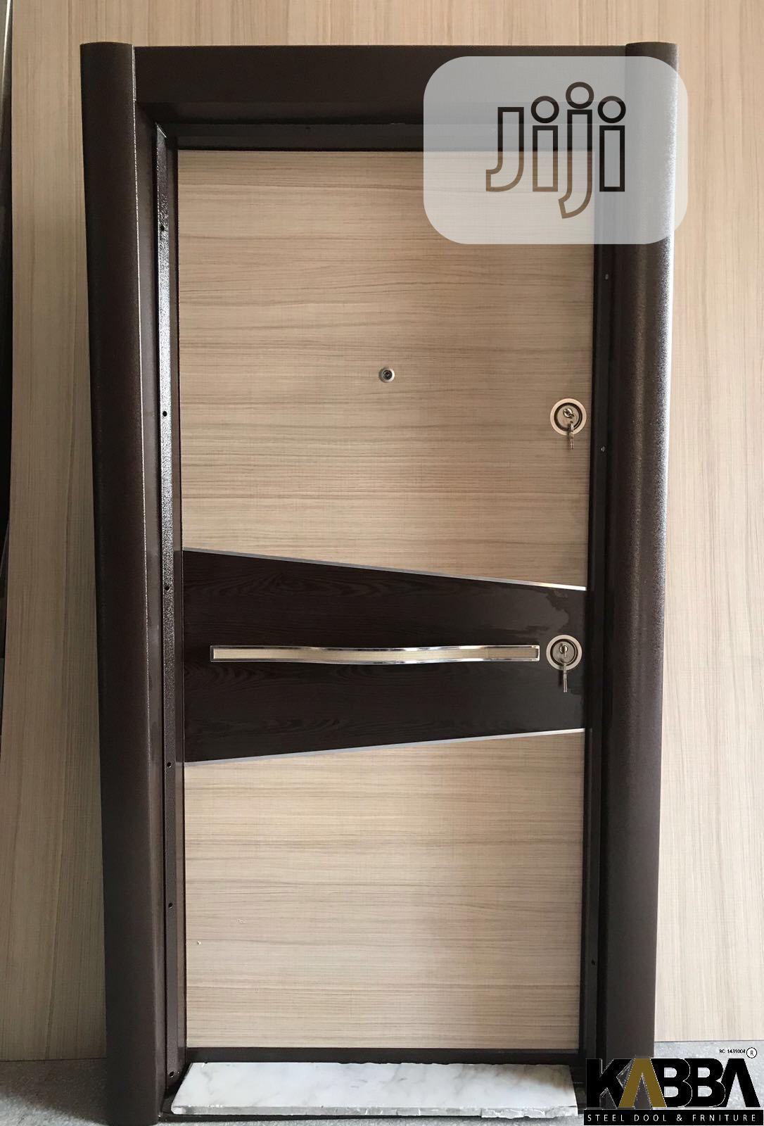 Turkish Security Door (KABBA DOOR)   Doors for sale in Kubwa, Abuja (FCT) State, Nigeria
