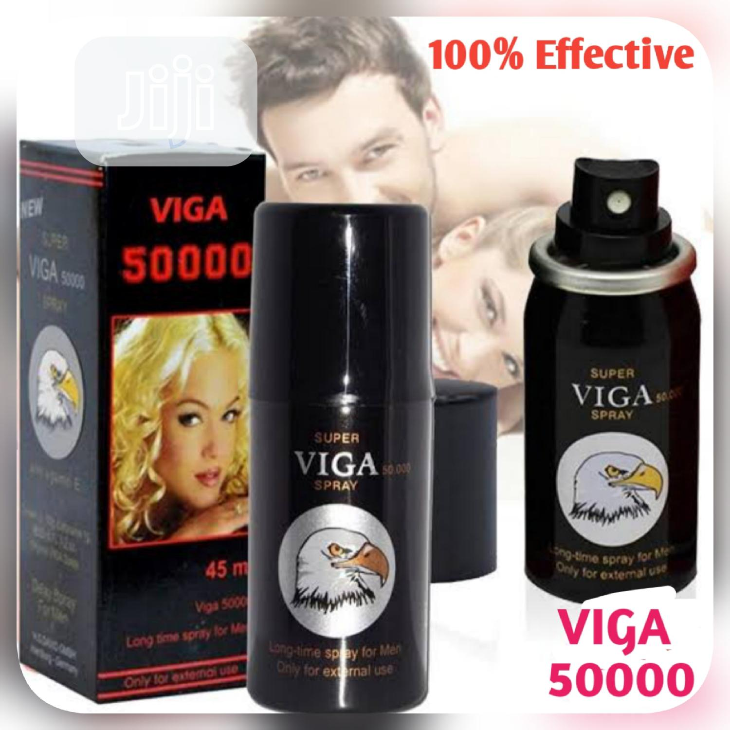 Super Viga Spray 50000 Delay For Men Premature Ejaculation
