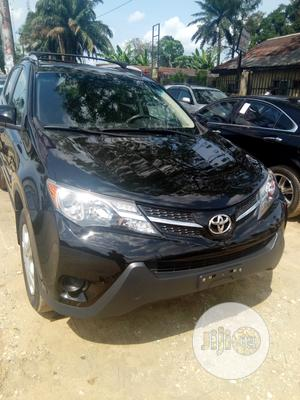Toyota RAV4 2015 Black | Cars for sale in Rivers State, Port-Harcourt
