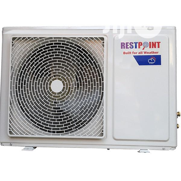 Brand New Restpoint Invernet 1.5hp Split Air Conditioner With Kits | Home Appliances for sale in Ojo, Lagos State, Nigeria