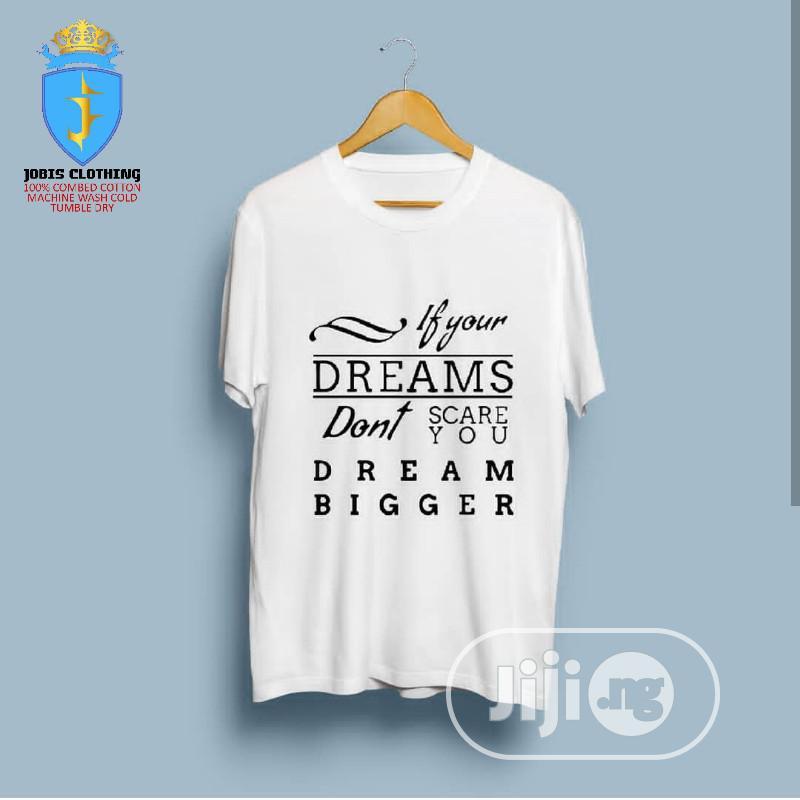 T-Shirt Write Up Design