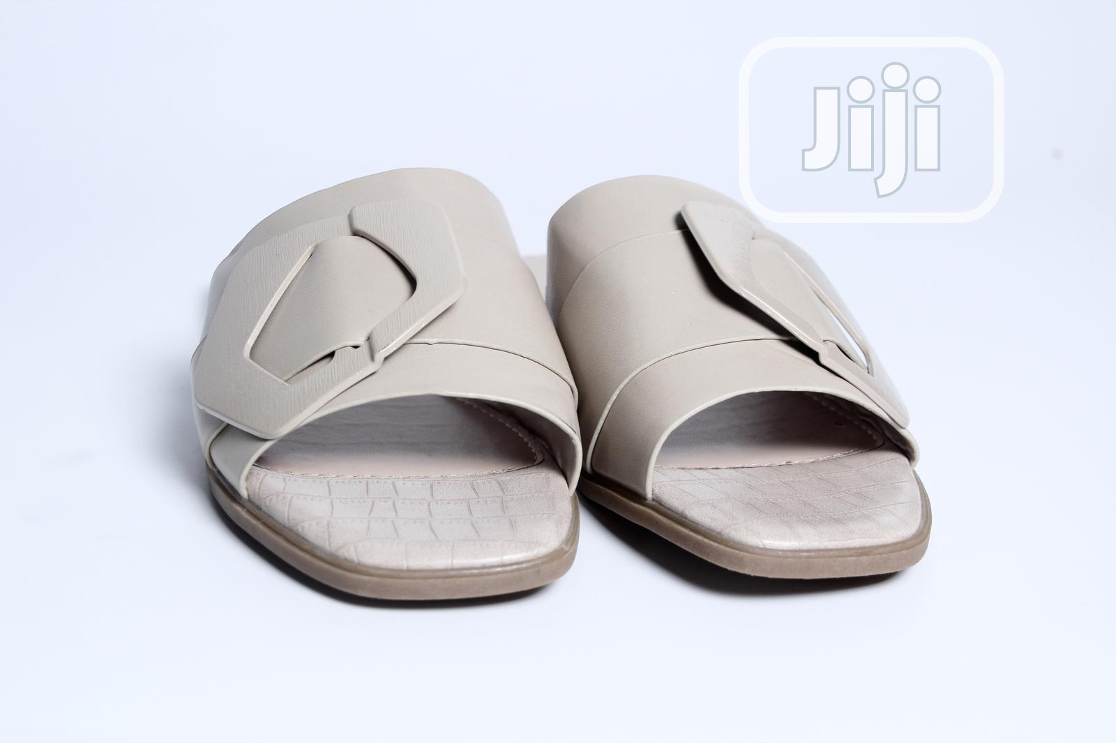 Open Toe Flat Luxury | Shoes for sale in Yaba, Lagos State, Nigeria