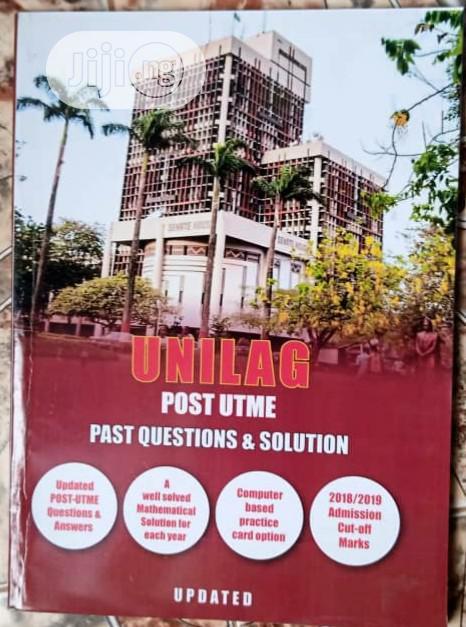 Unilag Post Utme Pastquestion