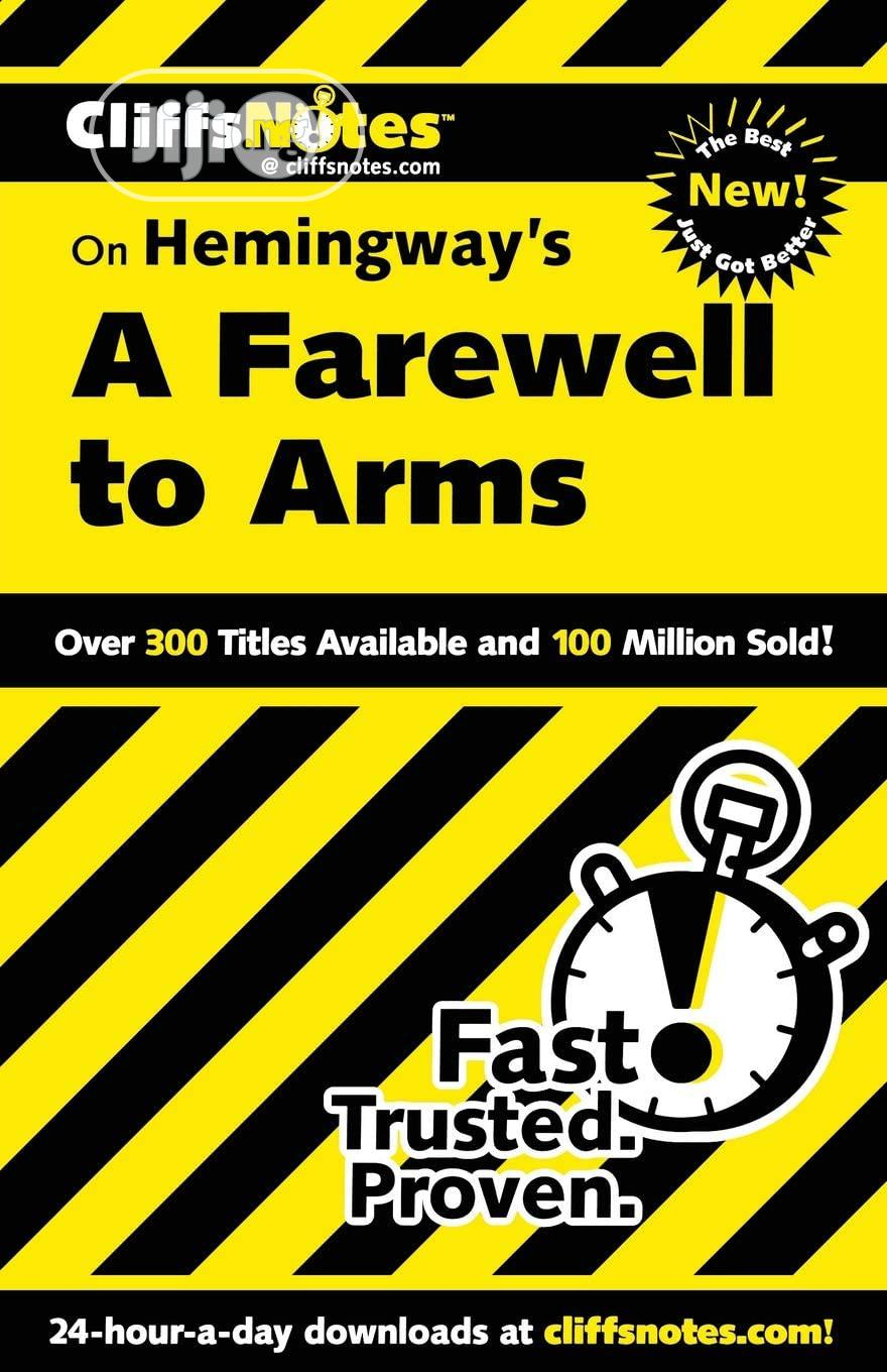 Archive: Hemingway's A Farewell To Arms By Adam Sexton