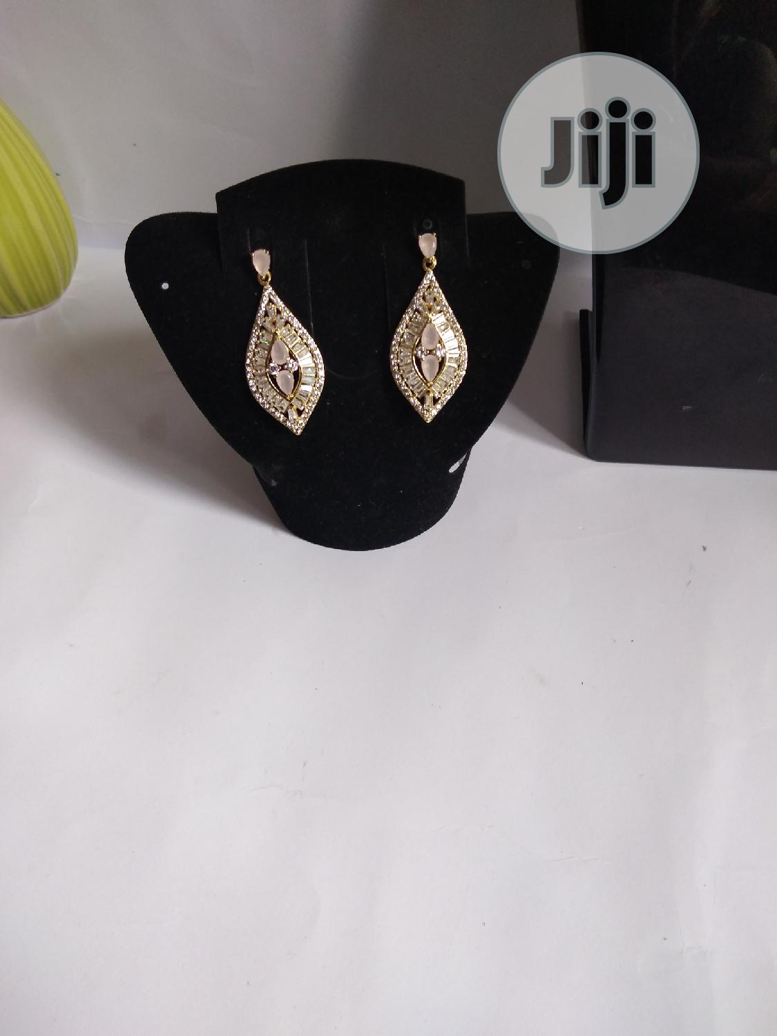 Archive: Gold Earring
