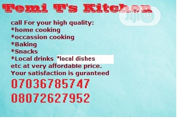 Food at It's Best   Party, Catering & Event Services for sale in Ikorodu, Lagos State, Nigeria