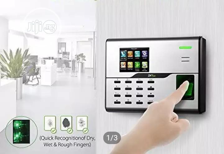 Zkteco UA860 Fingerprint Time & Attendance And Access Control Terminal