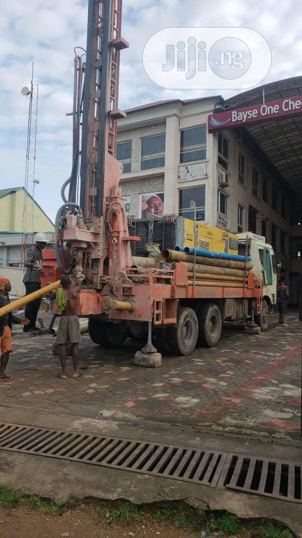 Borehole Drilling | Building & Trades Services for sale in Ibadan, Oyo State, Nigeria