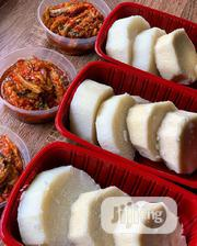 Boiled Yam And Smoked Mackerel Sauce | Meals & Drinks for sale in Lagos State, Ikeja