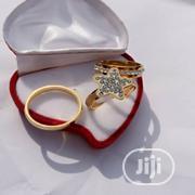 Steel Gold Wedding Rings Set | Wedding Wear for sale in Lagos State, Lagos Island