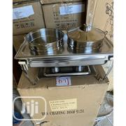 Silver Pot Style Chafing Dish | Kitchen & Dining for sale in Lagos State, Ojo