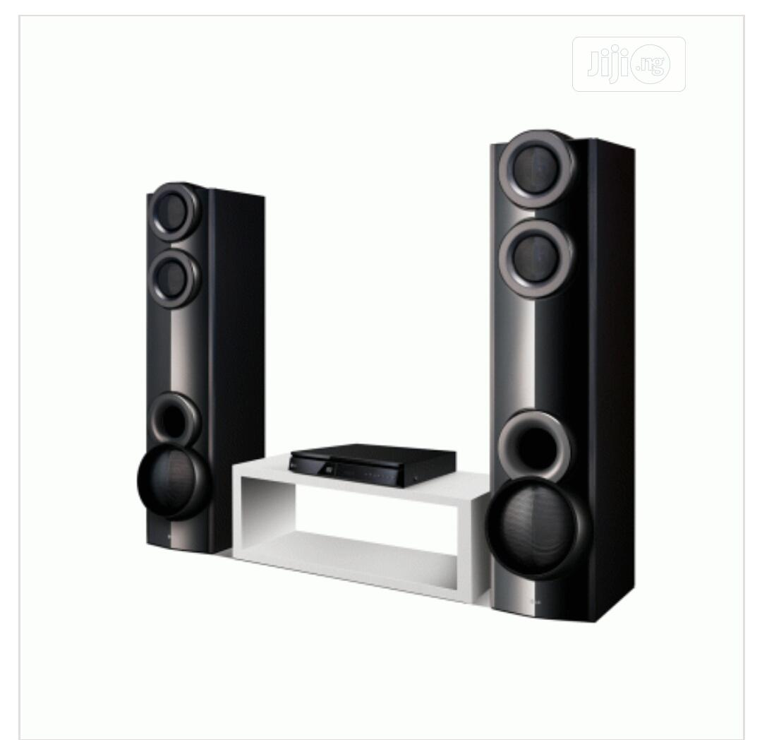 LG AUD 675 LHD 5.1 Ch. Bluetooth DVD Home Theatre System