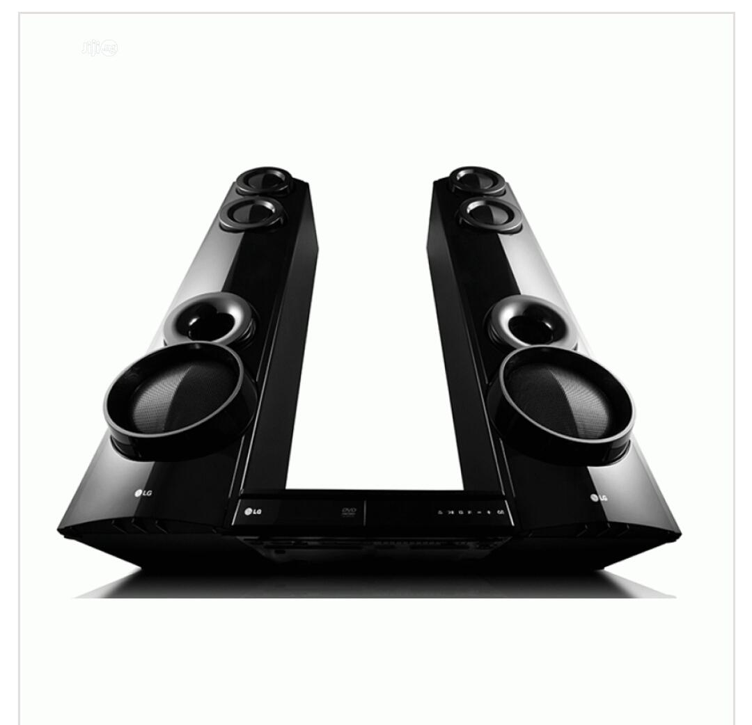 LG AUD 675 LHD 5.1 Ch. Bluetooth DVD Home Theatre System | Audio & Music Equipment for sale in Udu, Delta State, Nigeria
