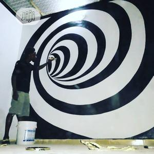 Graffiti Wall Painting   Building & Trades Services for sale in Abuja (FCT) State, Gwarinpa