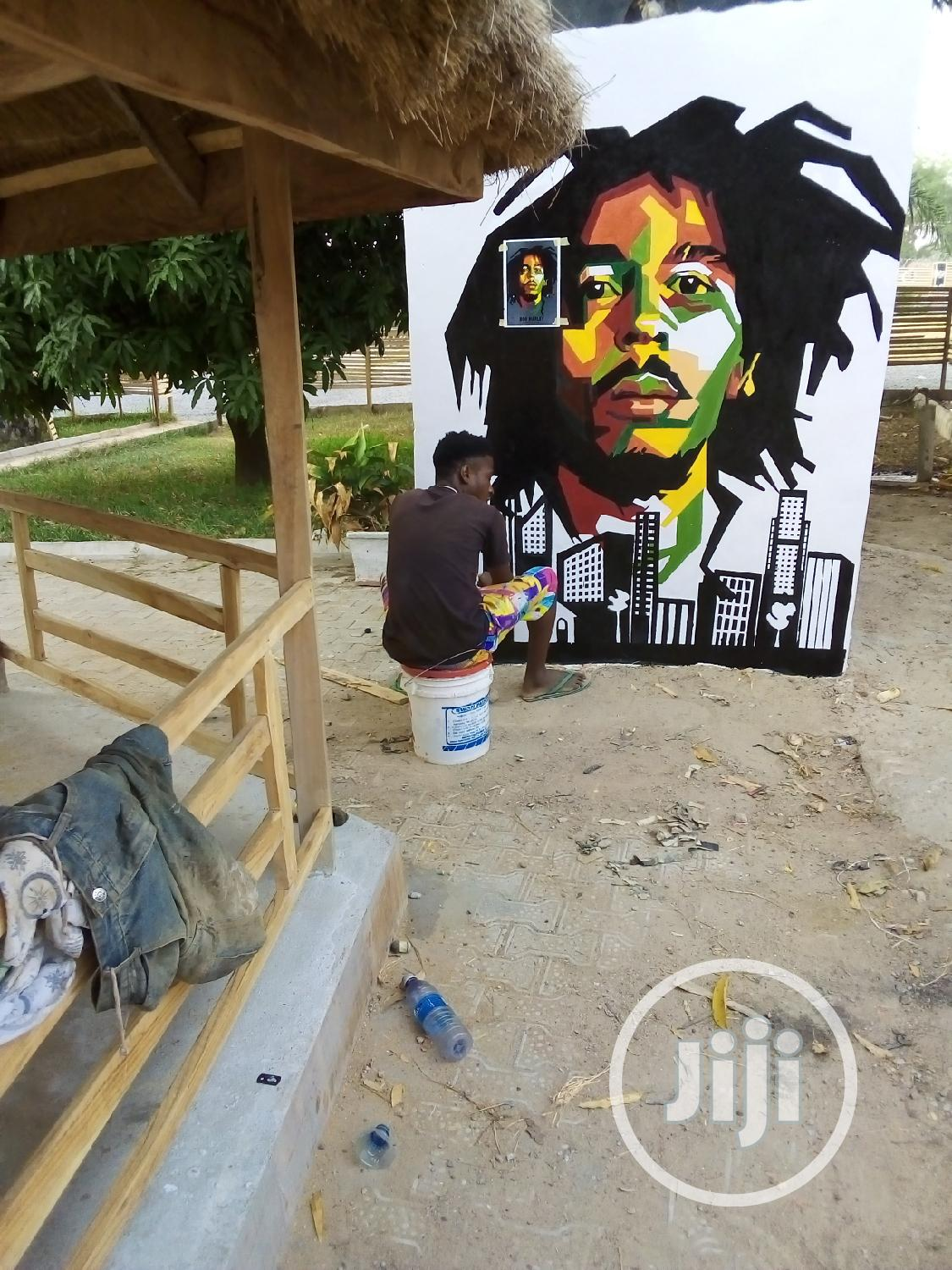 Graffiti Wall Painting | Building & Trades Services for sale in Gwarinpa, Abuja (FCT) State, Nigeria