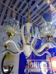 Nice White Chandelier   Home Accessories for sale in Lagos State, Ojo