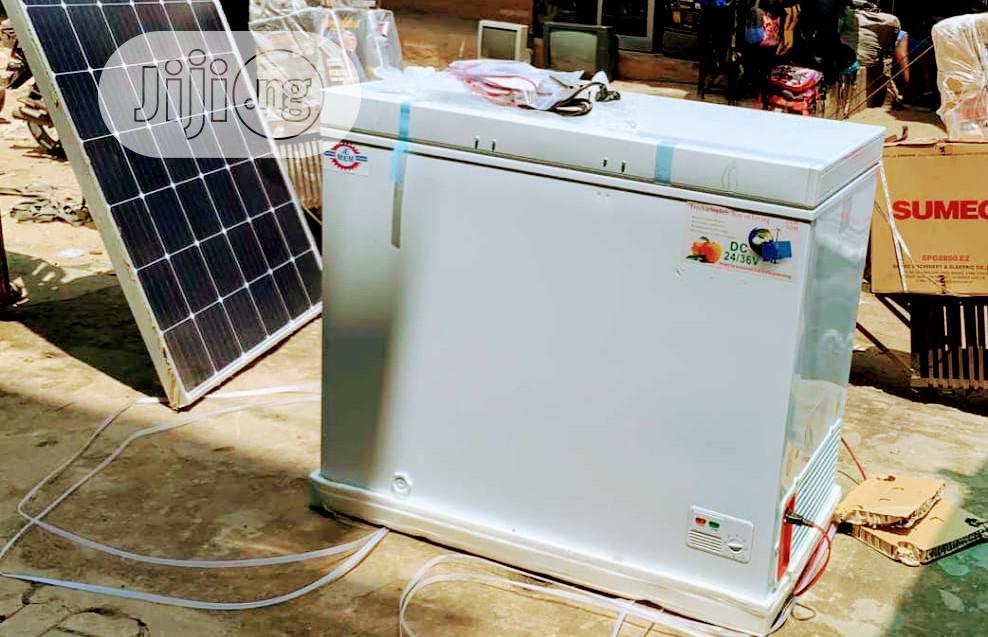 200liter Solar Fridge