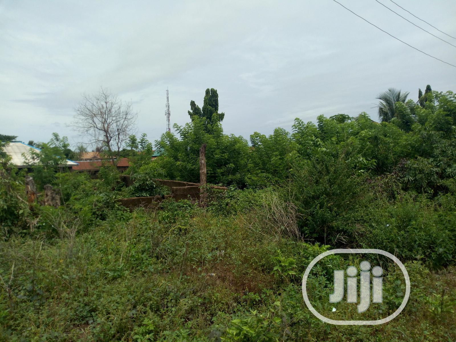 2 Plots Of Land @ Owode Estate Apata Ibadan