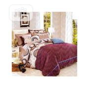 Quality 6x6 Duvet,Bedsheet With 4pillow Cases   Home Accessories for sale in Lagos State, Ikeja