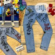 Exclusive Designer Jeans for Unique Men   Clothing for sale in Lagos State, Lagos Island