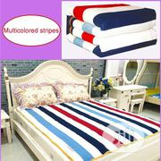 Multi Coloured 6x7 Duvet,Bedsheet With 4 Pillow Cases | Home Accessories for sale in Lagos State, Ikeja