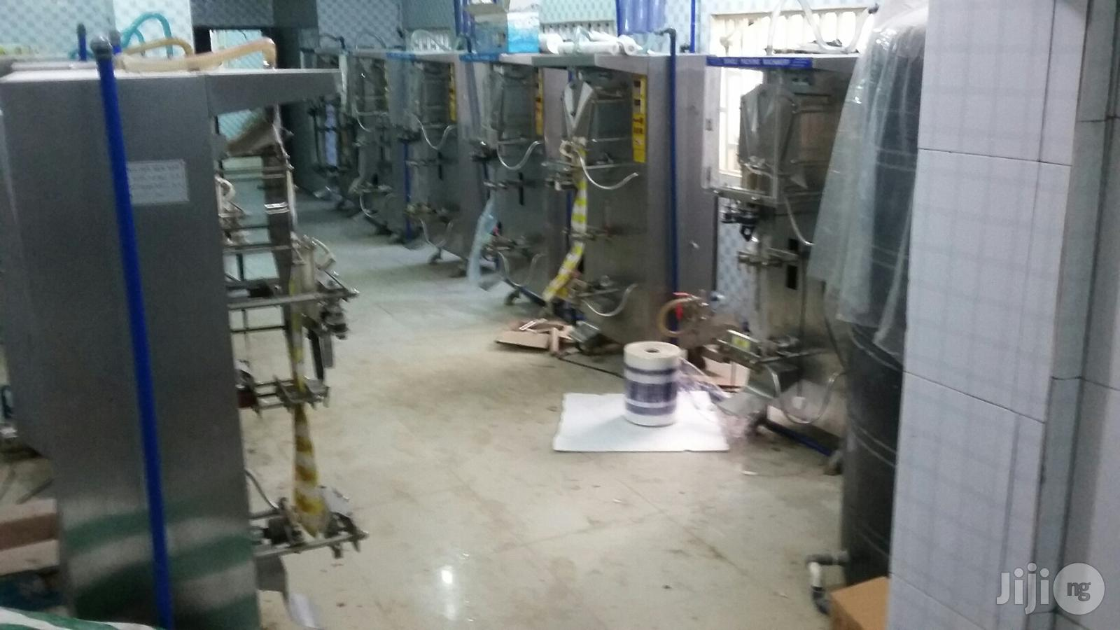Archive: Water And Packaging Machines