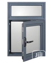 Foreign Aluminium Double Glass Casement Window | Windows for sale in Abuja (FCT) State, Jabi