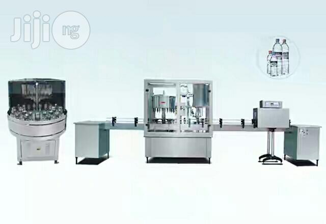 Archive: Water Treatment And Packaging Machines
