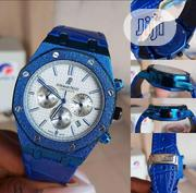 Audemars Piguet Blue Leather | Watches for sale in Lagos State, Ikeja