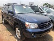 Toyota Highlander 2005 Limited V6 Blue | Cars for sale in Lagos State, Ojodu