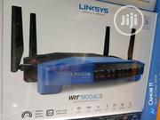 Linksys WRT1900ACS Dual-band Smart Wi-fi Gigabit Router | Networking Products for sale in Lagos State, Ikeja