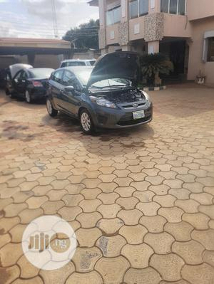 Ford Fiesta 2012 SE Hatchback Gray   Cars for sale in Abuja (FCT) State, Central Business Dis