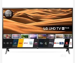 LG 50'' 4K UHD Smart Satellite TV+Netflix,Youtube APP Apple | TV & DVD Equipment for sale in Abuja (FCT) State, Wuse
