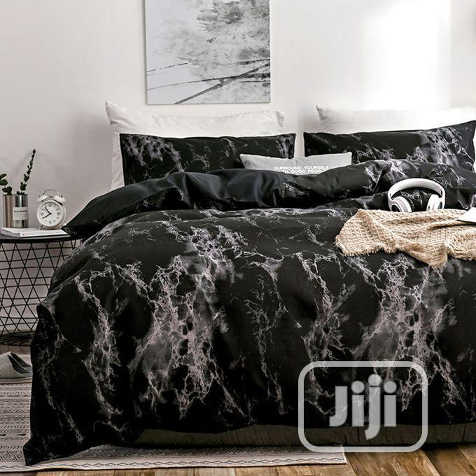 Mature Duvet,Bedsheet With 4 Pilllow Cases-7x7