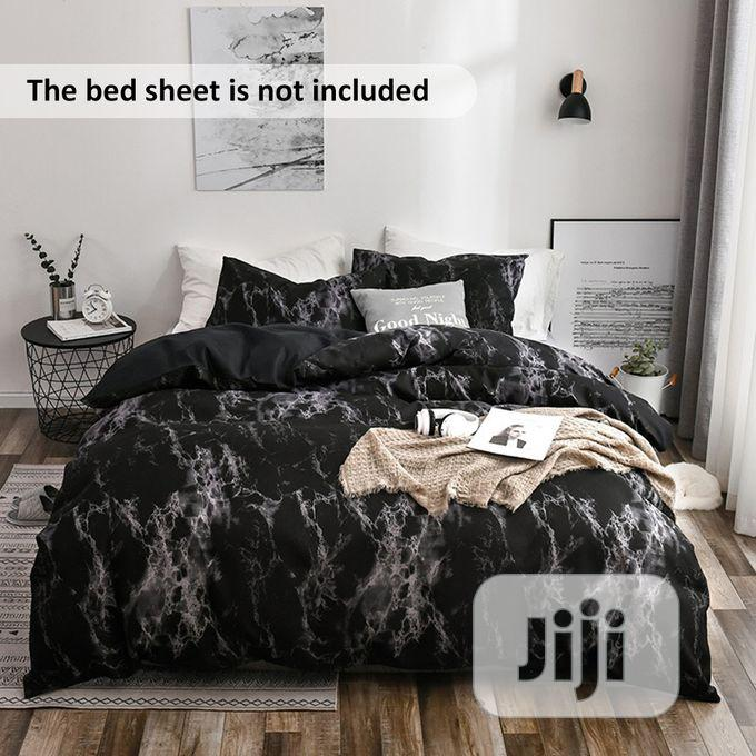 Mature Duvet,Bedsheet With 4 Pilllow Cases-7x7 | Home Accessories for sale in Ikeja, Lagos State, Nigeria