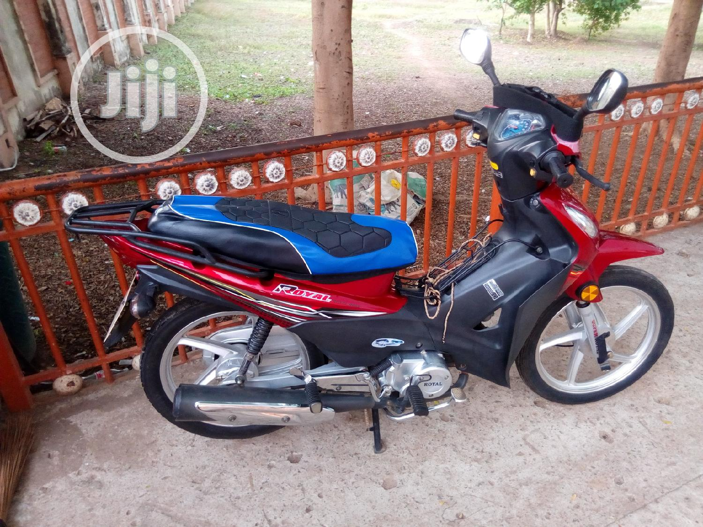 Custom Built Motorcycles Chopper 2020 Red