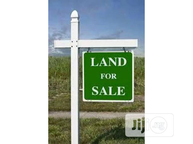 Archive: Distress Land in an Estate at Abijo GRA