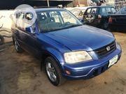 Honda CR-V 2000 2.0 Blue | Cars for sale in Rivers State, Port-Harcourt