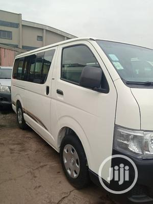 Super Clean Toyota Hiace 2008 White | Buses & Microbuses for sale in Lagos State, Ikeja