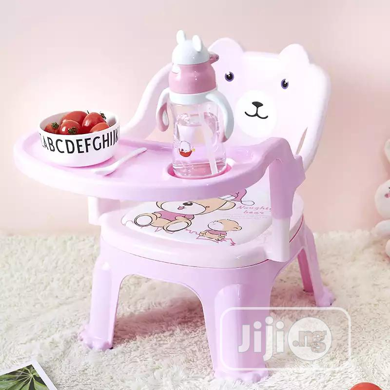 Baby Plastic Study Chair