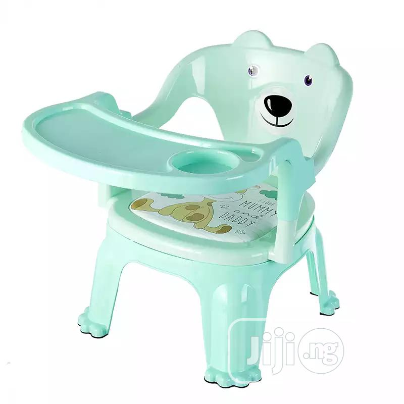Baby Plastic Study Chair | Children's Furniture for sale in Alimosho, Lagos State, Nigeria