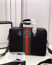 Gucci Leather Bag For Men's | Bags for sale in Lagos State, Lagos Island