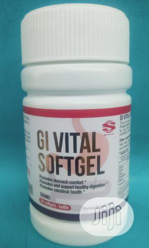 Gi Vital Softgel Restore Ur Cells And Boost Immune System | Vitamins & Supplements for sale in Lagos State, Ajah