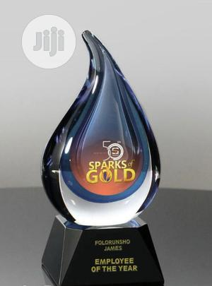 Engraving Of Awards Glasses At Bukason Sport And Fitness | Arts & Crafts for sale in Lagos State, Ikoyi