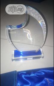 All Types Of Presentation Crystal Award Glass | Arts & Crafts for sale in Lagos State, Amuwo-Odofin