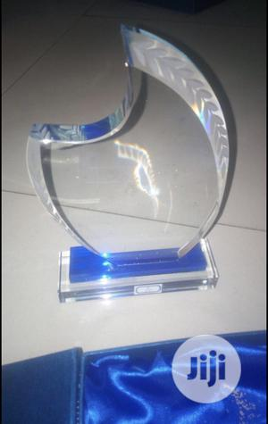 All Types Of Presentation Crystal Award Glass   Arts & Crafts for sale in Lagos State, Amuwo-Odofin