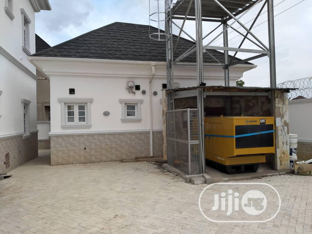 Archive: Newly Built 5 Bedroom Duplex With Bq At Efab Metropolis For Sale